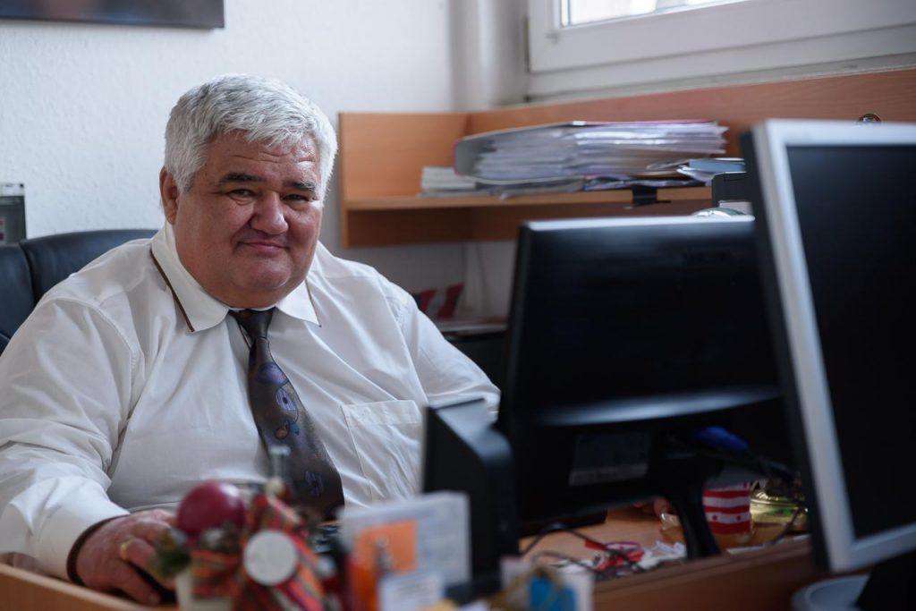 Petrovai Dénes - szakmai vezető